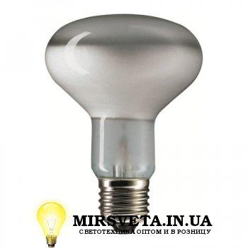 Лампа накаливания рефлекторная R63 60W
