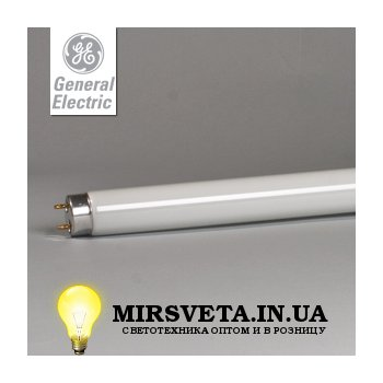 Лампа люминесцентная 18Вт F 18W/54 G13 CN GE