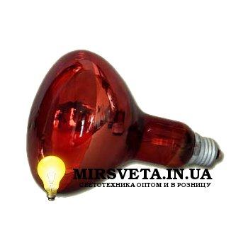 Лампа накаливания инфракрасная ИКЗК 220V 250W E27