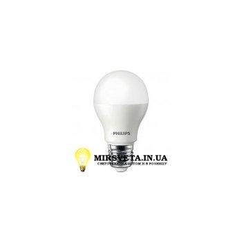 Лампа светодиодная 9Вт LEDBulb 9-70W E27 6500K 230V A55 (PF) PHILIPS