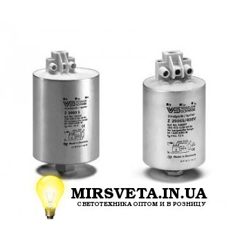 Зажигающее устройство ИЗУ Type Z2000S/400 140497 (МГ) VS