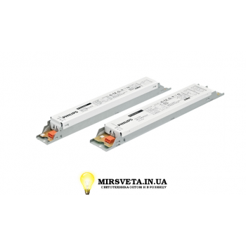 Балласт (дроссель) для люминесцентных ламп 2х18Вт HF-S 218 TL-D 220-240V 50/60Hz Philips