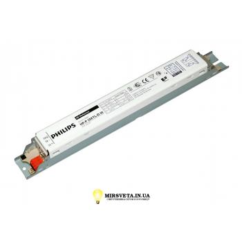 Балласт (дроссель) для люминесцентных ламп 2x54Вт HF-S 254 TL5 II 220-240V 50/60Hz Philips
