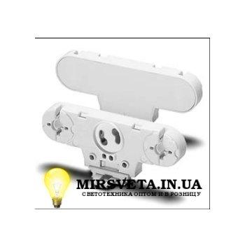 Лампастартеродержатель  100484.01 2хG13 защ/верт (902/E) VS