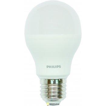 Лампа светодиодная LED 13W LEDBulb 13-100W E27 6500K 230V A60 /PF Philips