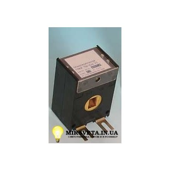 Трансформатор тока ТШ-0,66 400/5 класс точности 0,5S - поверка 16лет