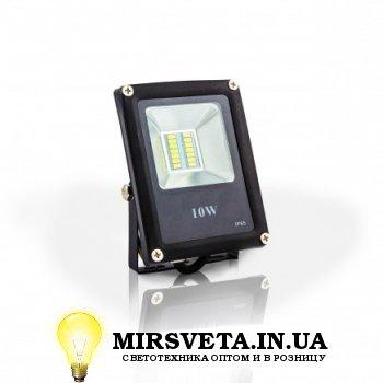 Прожектор светодиодный 10Вт EVRO LIGHT ES-10-01 6400K 550Lm