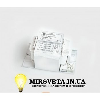 Балласт (дроссель) для натриевой лампы ДНаТ 400Вт
