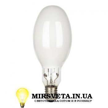 Лампа ртутно вольфрамовая ДРВ 250Вт Е27 DRV-250W  E27 LO