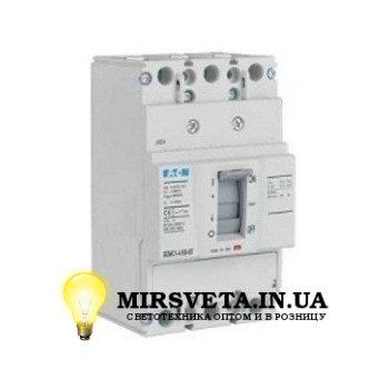 Автоматический выключатель 3п 160А BZMB2-160A Eaton