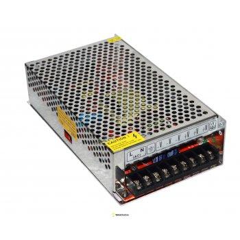 Блок питания для светодиодной ленты WT8021/150W 12.5A IP20 12V метал