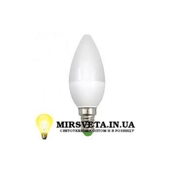 Лампа светодиодная LED 6Вт E14 С-6-4200-14 4200К